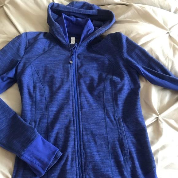 lululemon athletica Tops - Lululemon hoodie size 8